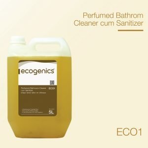 Purfumed Bathroom Cleaner Cum Sanitizer